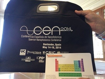 American Elements magnets at the 2014 Spanish Nanophotonics Conference