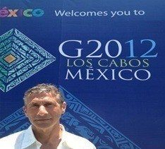 Michael Silver - American Elements CEO attends G20 Meeting