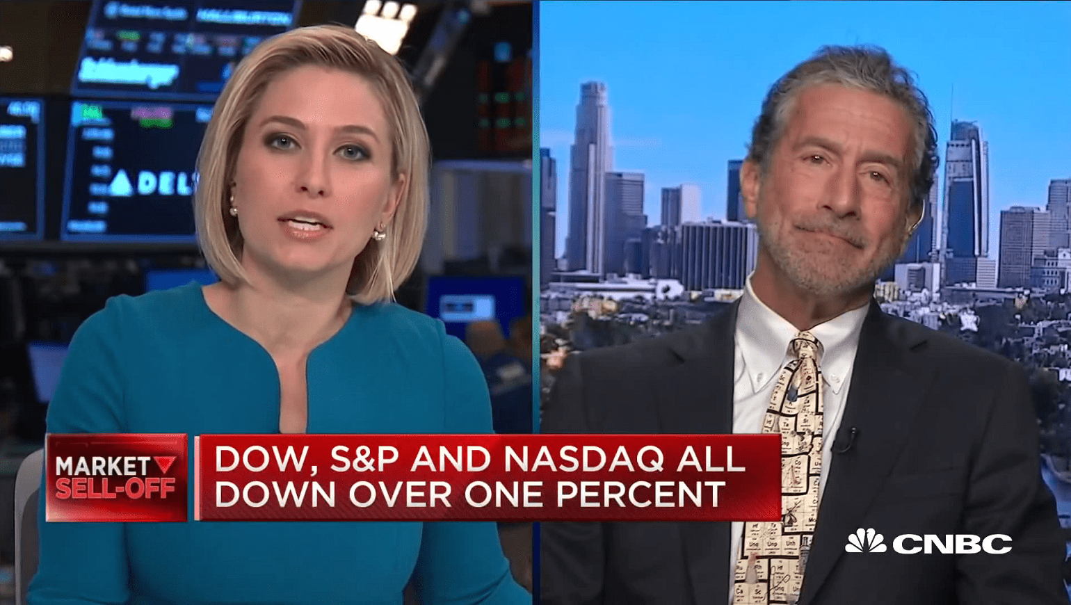 Michael Silver on CNBC: how U.S/China trade tensions are impacting the market for rare earths