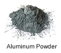 High purity silver-coated aluminum powder