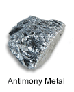 High Purity (99.9999%) Antimony (Sb) Metal