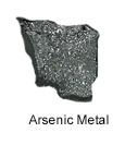 High purity elemental arsenic