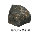 High Purity (99.999%) Barium (Ba) Metal