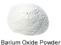 High Purity (99.9999%) Barium Oxide (BaO) Powder