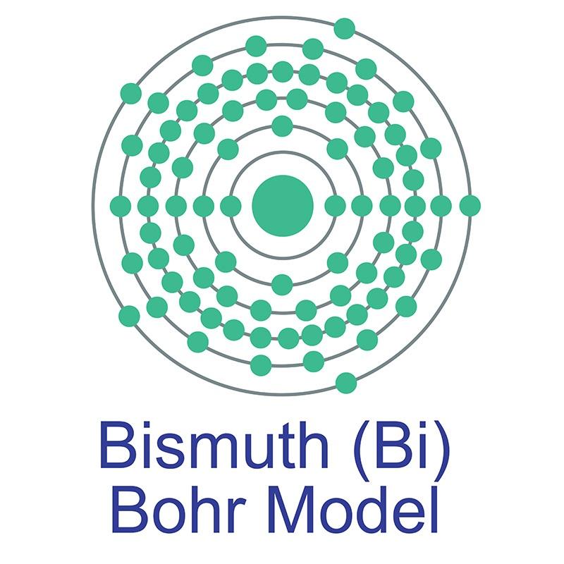 Bismuth Bohr Model