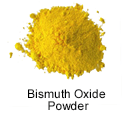 High Purity (99.999%) Bismuth Oxid e(Bi2O3) Powder