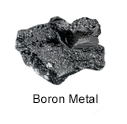High Purity (99.999%) Boron (B) Metal