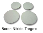 High Purity (99.999%) Boron Nitride Sputtering Target