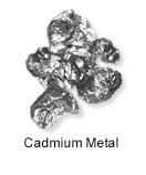 High Purity (99.99999%) Cadmium (Cd) Metal