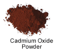 High Purity (99.999%) Cadmium Oxide (CdO) Powder
