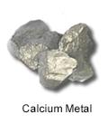 High purity calcium metal