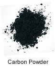 Graphitic carbon powder