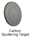 High Purity (99.99%) Carbon Graphite Sputtering Target