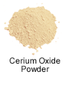High Purity (99.999%) Cerium Oxide (CeO2) Powder