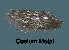 High Purity (99.999%)Cesium (Cs) Metal