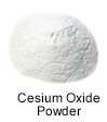High Purity (99.999%) Cesium Oxide (Cs2O) Powder