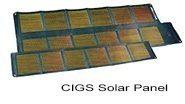CIGS Solar panels