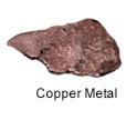 High Purity (99.9999%) Copper (Cu) Metal