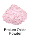 High Purity (99.999%) Erbium Oxide (Er2O3) Powder