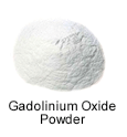 High Purity (99.999%) Gadolinium Oxide (Gd2O3) Powder