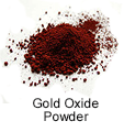 High Purity (99.999%) Gold Oxide (Au2O3) Powder
