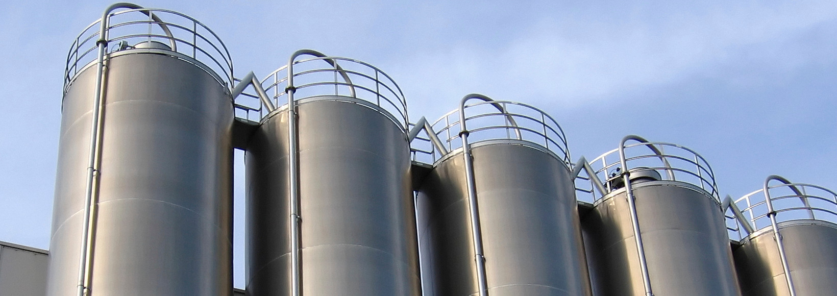 Steel Industrial Silos