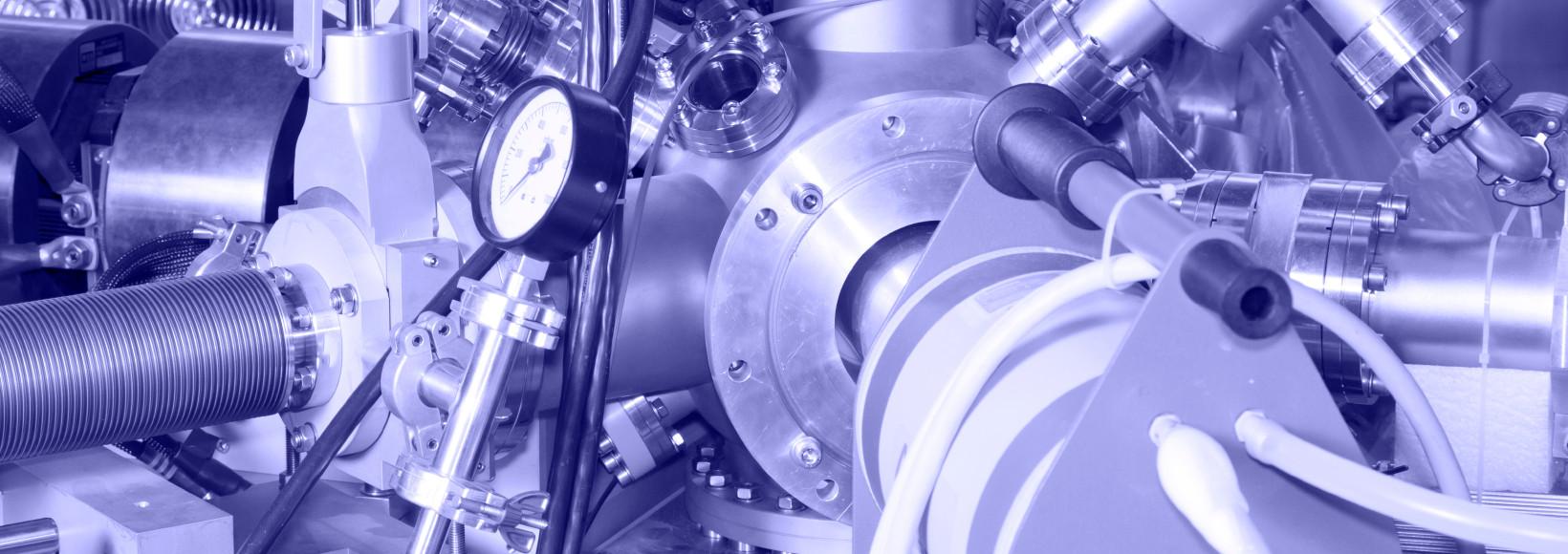 Ion Accelerator Equipment