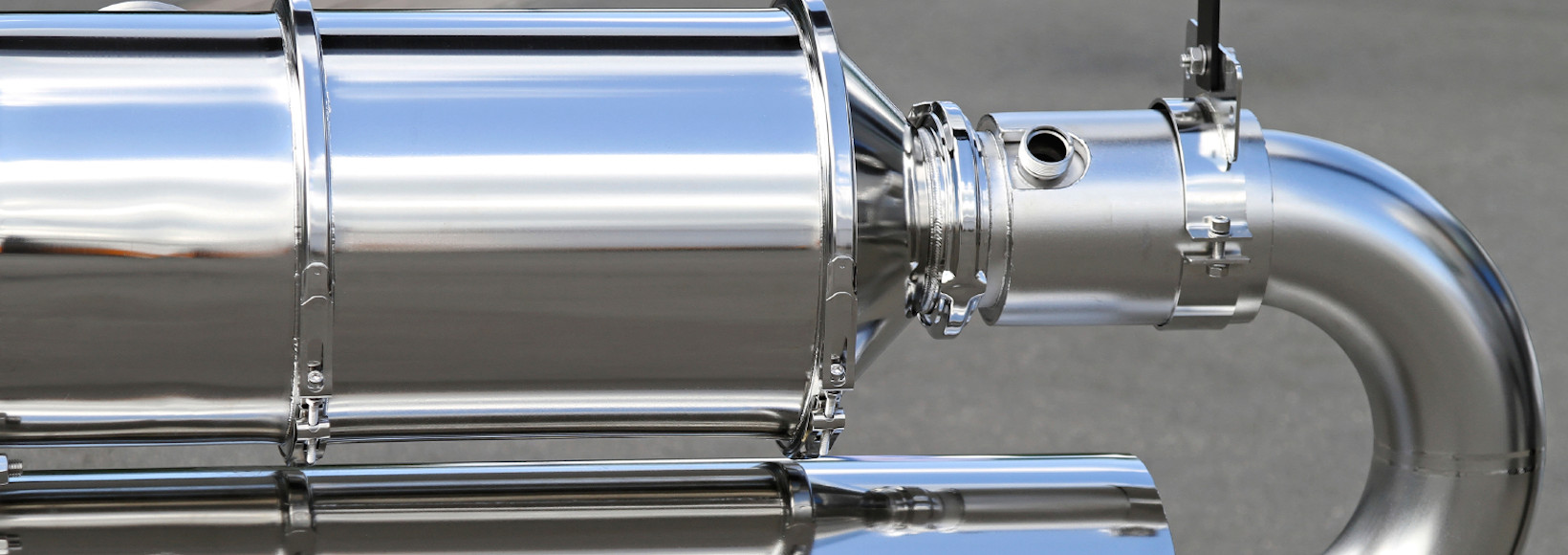 Automobile Catalytic Converter