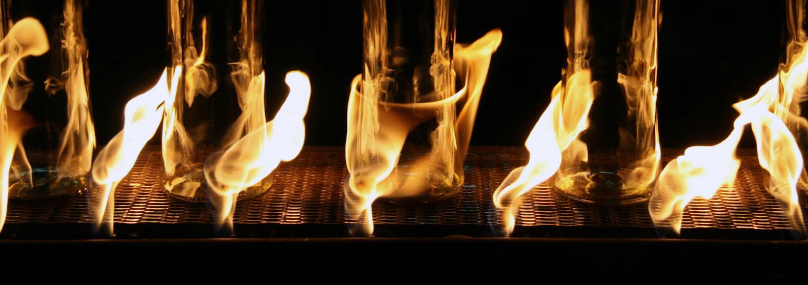 Flammable Hydrogen Selenide