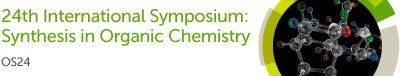 24th International Symposium: Synthesis in Organic Chemistry