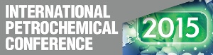 2015 International Petrochemical Conference Logo