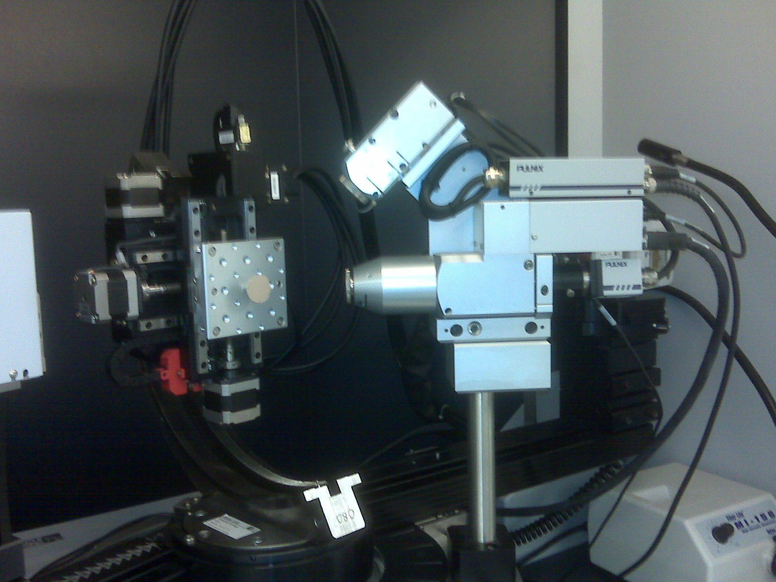 AE X-Ray Diffraction Unit for crystal structure analysis and certification