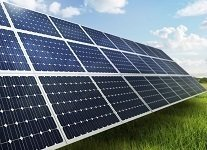 Photovoltaic solar panels