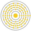gold bohr diagram gold (au) | american elements bohr diagram electrons protons and neutrons