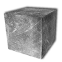 High purity europium cubes