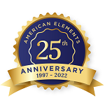 20th anniversary seal