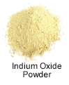 High Purity (99.999%) Indium Oxide (In2O3) Powder