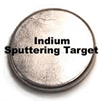 High Purity (99.99999%) Indium (In) Sputtering Target