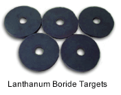 High Purity (99.999%) Lanthanum Boride Sputtering Target