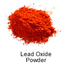 High Purity (99.999%) Lead Oxide (Pb3O4) Powder