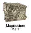 High purity magnesium metal