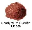 Ultra High Purity (99.999%) Neodymium Fluoride Pieces