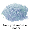 High Purity (99.999%) Neodymium Oxide (Nd2O3) Powder