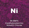 99.999% Nickel (II) Chloride Powder