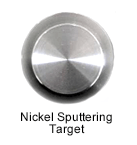 High Purity (99.999%) Nickel (Ni) Sputtering Target