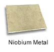 High Purity (99.999%) Niboium (Nb) Metal