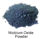 High Purity (99.999%) Niobium Oxide (NbO) Powder
