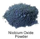 High Purity (99.999%) Niobium Oxide (NbO) Powder