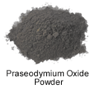 High Purity (99.999%) Praseodymium(III,IV) Oxide (Pr2O3) Powder