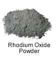 High Purity (99.999%) Rhodium Oxide (Rh2O3) Powder